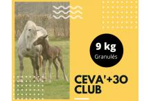 CEVA+3o club 9 kg granulés