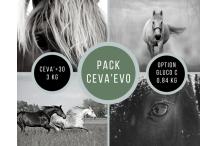 CEVA'evo [CEVA+3o 3 kg + Option Gluco-C 0,840 kg]