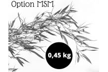 Option MSM 0,450 kg