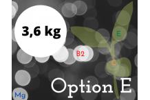 Option E 3.6 kg