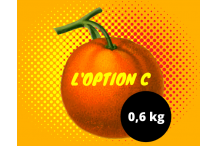 Option C 0,600 kg